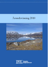 IVL, Ivl, Swedish environmental research institute, previous annual reports, 2010